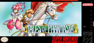 Download de Tales of Phantasia em Português- SNES