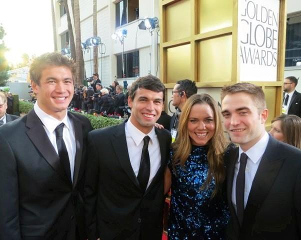 robert pattinson life rob with us olympic swimmers at the