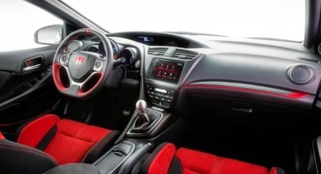 2018 Honda Civic Type R Release Date UK