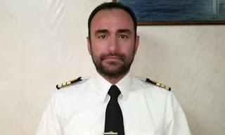 Αυτός είναι ο κυβερνήτης της κανονιοφόρου «ΝΙΚΗΦΟΡΟΣ» που δε «μάσησε» στις απειλές των Τούρκων