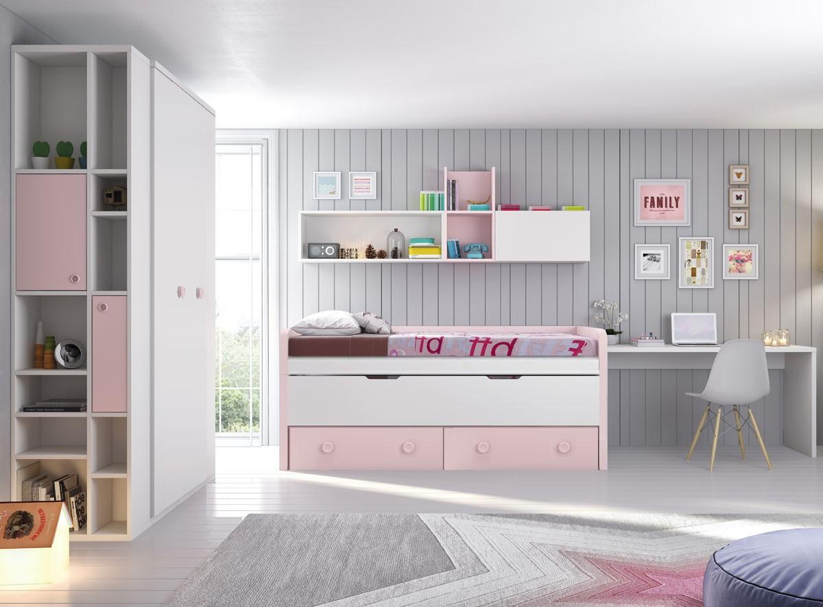 Blog dormitorios juveniles com por qu dos dormitorios for Dormitorios juveniles precios