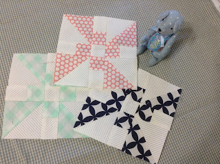 Patchwork Quilt Along#7