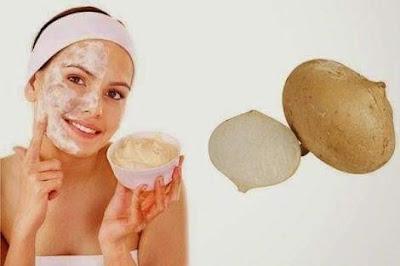 cara memutihkan wajah dengan cepat alami dan permanen