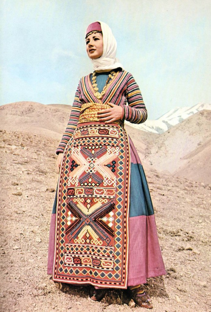 Armenian Traditional Clothing Of The World