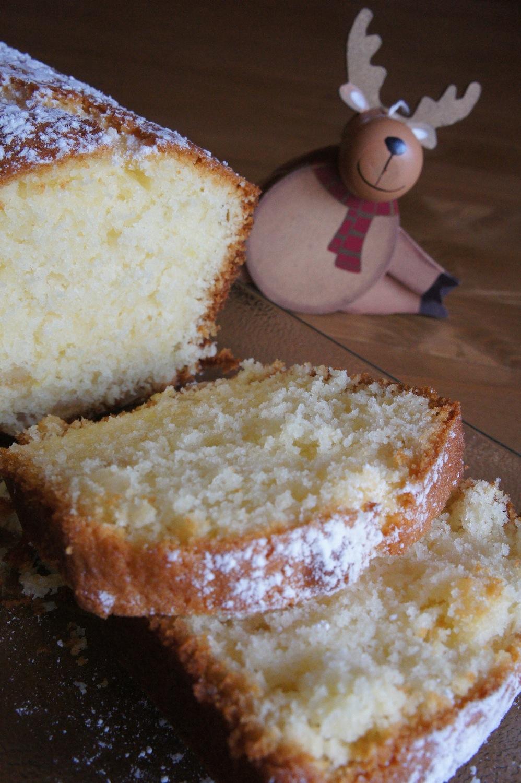 Cake Aux Ecorces De Citron