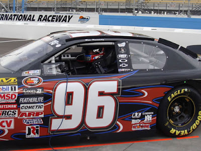 Ben Kennedy #96 (Started 8th Finished 15th )