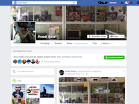 Rusdi Basri, Akun Facebook Si Penipu Ulung Kembali Beraksi