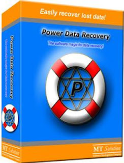 Free power data recovery software