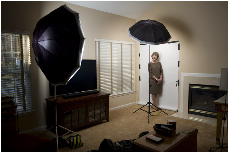 Strobist: On Assignment: Cheap Portable Studio, Pt. 1