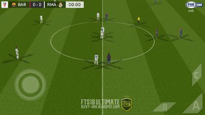 Download FTS 18 Ultimate HD Mod Apk Data Obb Terbaru