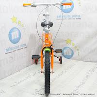 16 Inch Evergreen EG116 Toread Kids Folding Bike