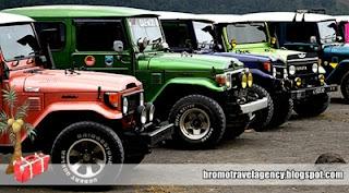 Sewa Jeep di Bromo Murah Terbaru 2017
