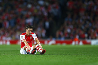 Ozil: Why I Played Badly Against Everton and Manchester City
