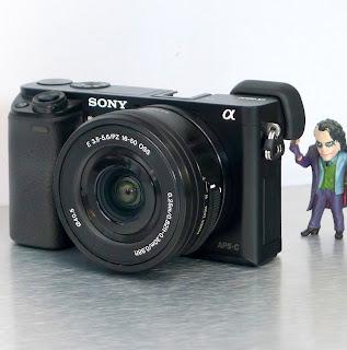 Kamera Mirrorless Sony Alpha A6000 Second Di Malang