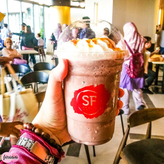 San Francisco Coffee Kini di Capital City Mall Johor!
