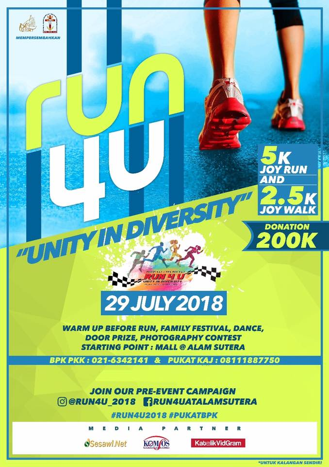 Run 4 U • 2018
