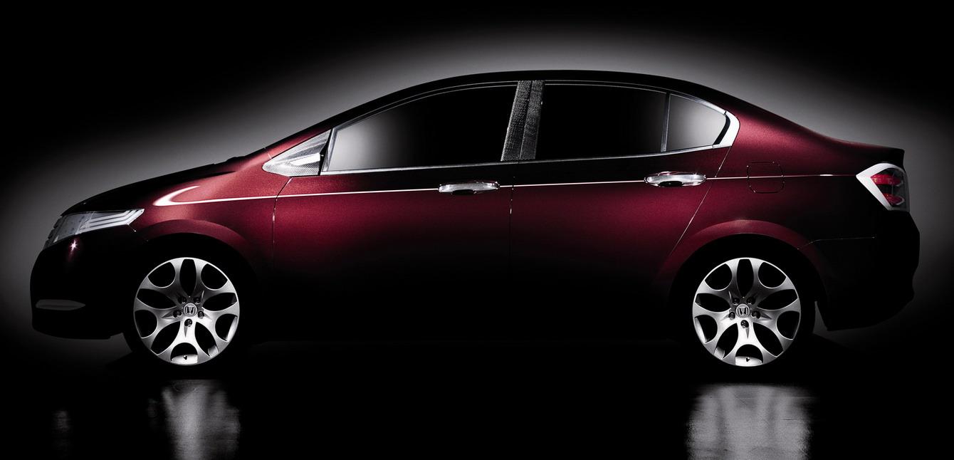 New Honda City Concept 2013 HD Wallpaper