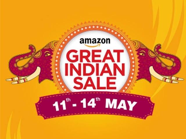 அமேஸான் கிரேட் இந்தியன் சேல்... முதல் நாளில் தவறவிடக்கூடாத ஆஃபர்கள்! #GreatIndianSale