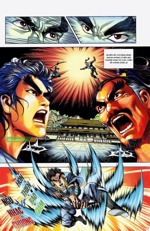 Tần Vương Doanh Chính chapter 22 trang 8
