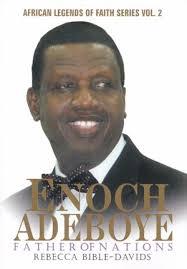 Adeboye speak about benue killings i Nigeria as appeared on current news headlines