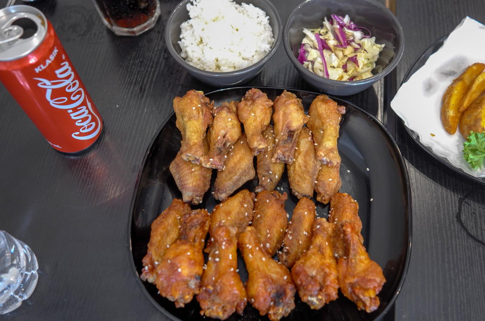 eung chicken @ damansara uptown