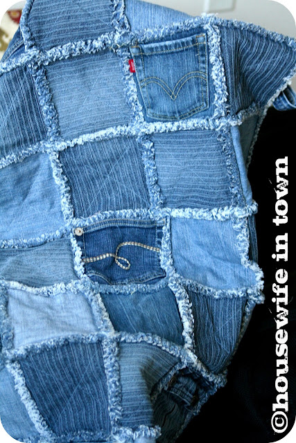 13 Amazing Ways To Upcycle Old Blue Jeans