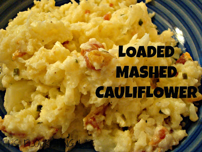 Recipe: Loaded Mashed Cauliflower