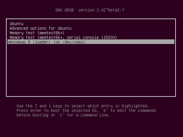 Install Ubuntu 14.04 LTS dan Windows 8.1 (Rival Duo Boot)