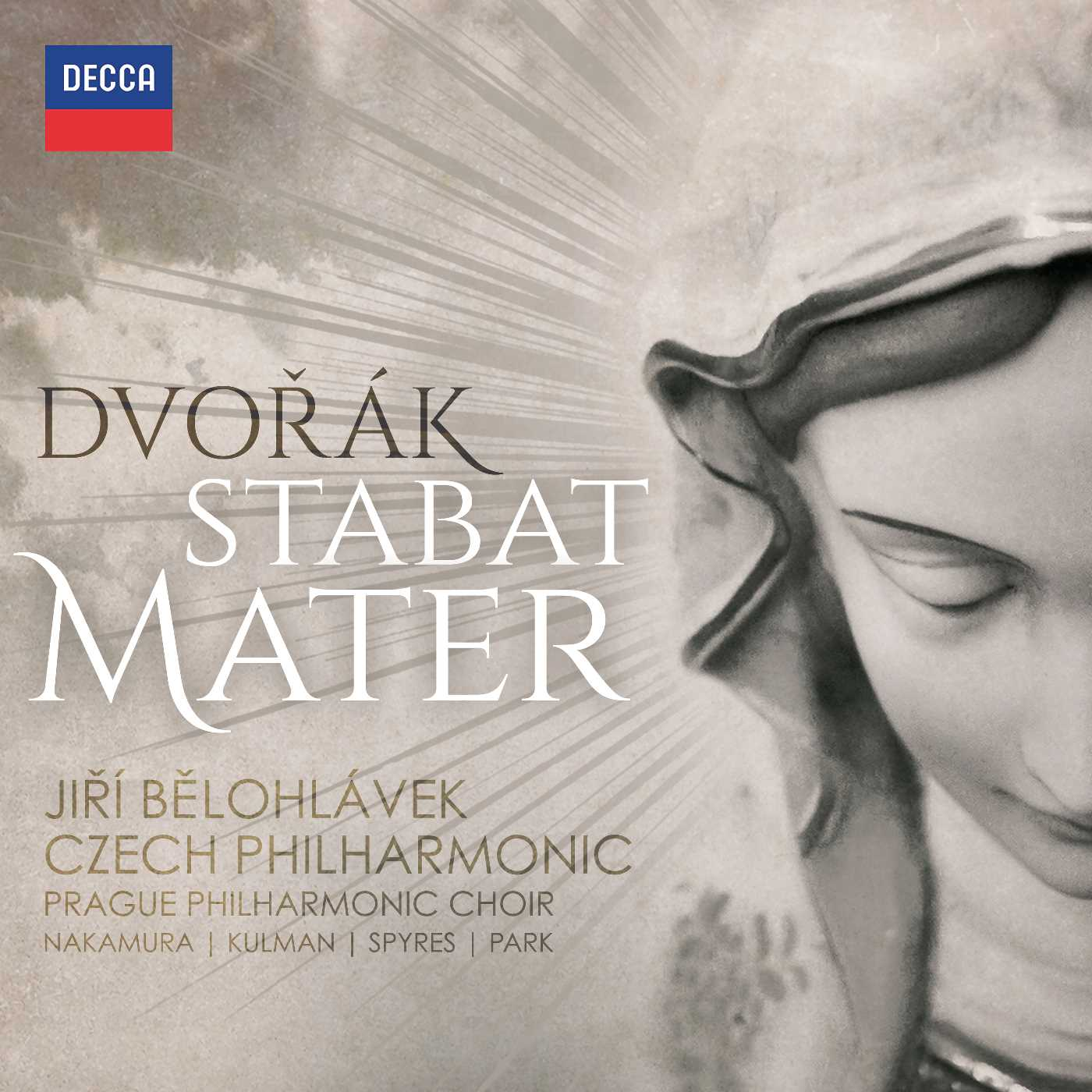 IN REVIEW: Antonín Dvořák - STABAT MATER (DECCA 483 1510)