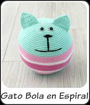 Gato Bola en espiral