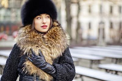 Шапка в холодну погоду
