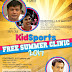 Kids Sports Philippines Free Summer Clinic
