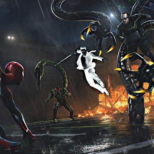 Spider Man 2018 Wallpaper Engine