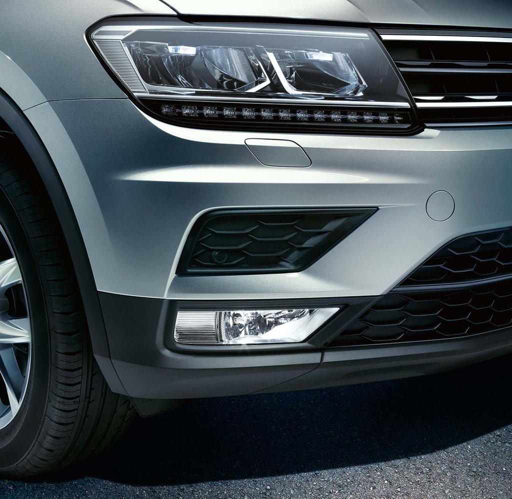 Vw 1600 Max Rpm: UPDATED: MIAS 2017: The All-New 2017 Tiguan Headlines For