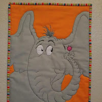 Sewing with Seuss
