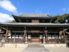 京都:萬福寺開山堂