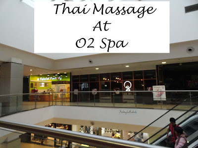 EXPERIENCE: Thai Masssage at O2 Spa, Whitefield image