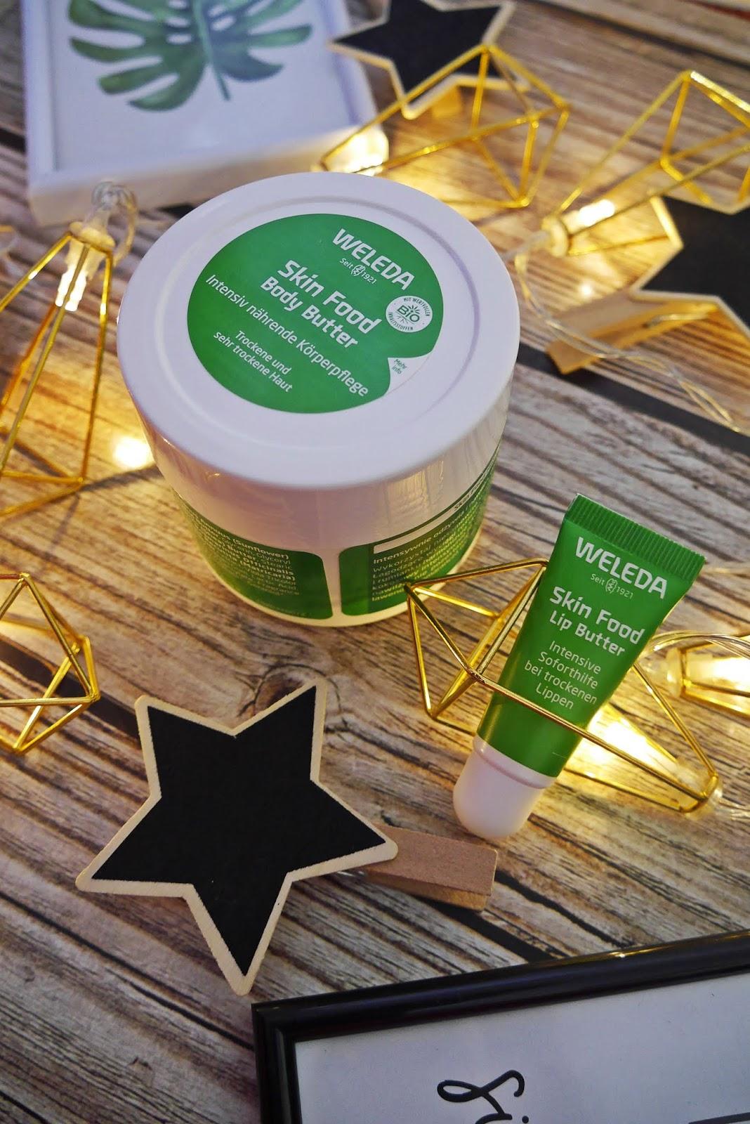 weleda test masło do ciała bio pomadka do ust kosmetyki naturalne bio karyn blog modowy urodowy kosmetyczny