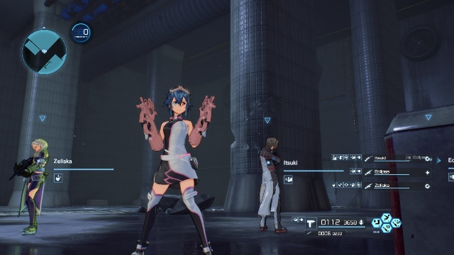 Download Sword Art Online Fatal Bullet PC Gameplay