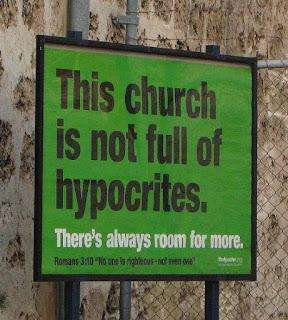 Church Hypocrites