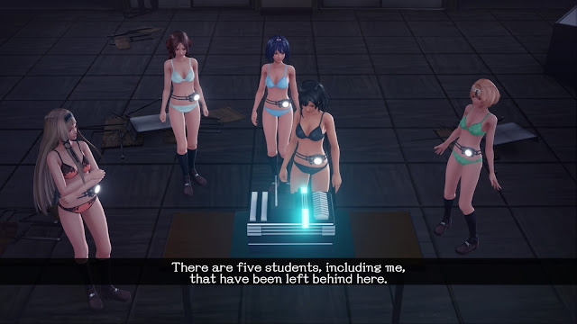 School Girl game review