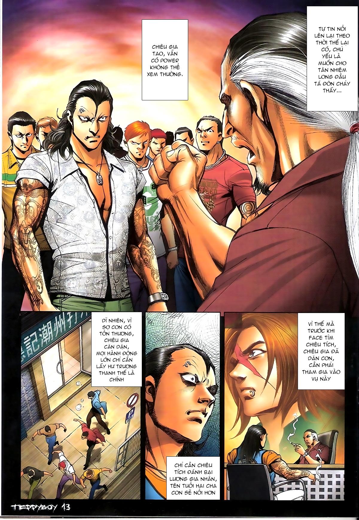 Người Trong Giang Hồ - Chapter 1333: Cao Nhân Tái Hiện - Pic 12