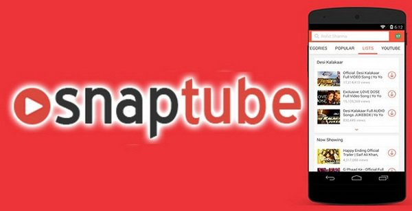 SnapTube [VIP] - YouTube Downloader HD Video v4.60.0.4601710 Final Cracked APK