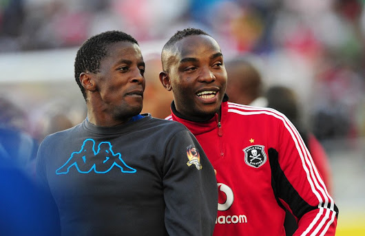 Dear Dr Irvin Khoza, Benni McCarthy only best coach for Orlando Pirates available:  @bennimccarthy17