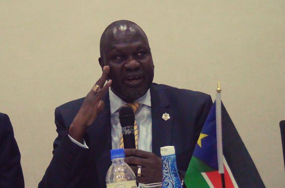 Tourism Observer: SOUTH SUDAN: Dr. Riek Machar Teny Orders ...