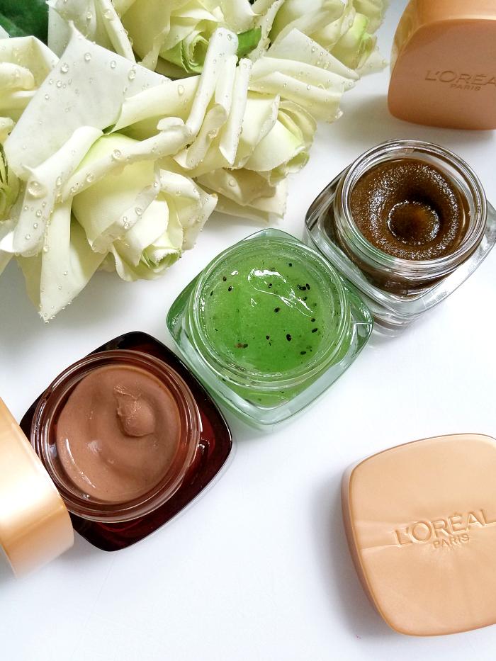 Review: L´Oréal Paris - Sugar Scrubs - Glow Peeling, Verwöhnendes Peeling, Klärendes Peeling für Gesicht und Lippen 4
