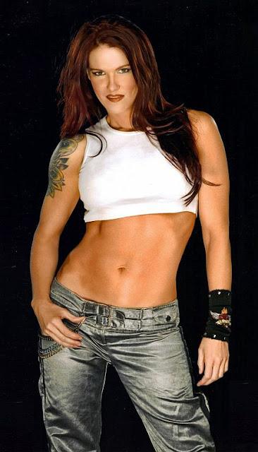 Lita - Amy Dumas - WWE Divas