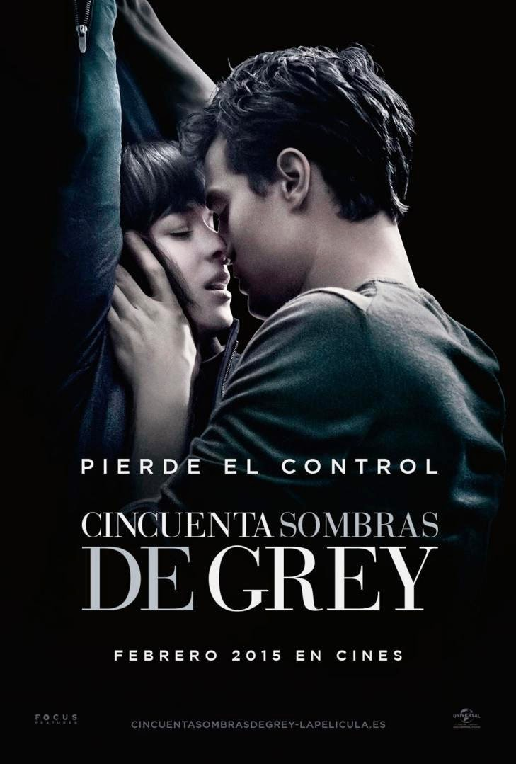 Cincuenta Sombras De Grey 2015