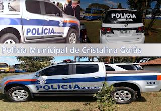 Guarda Civil Municipal agora se chama Polícia Municipal de Cristalina