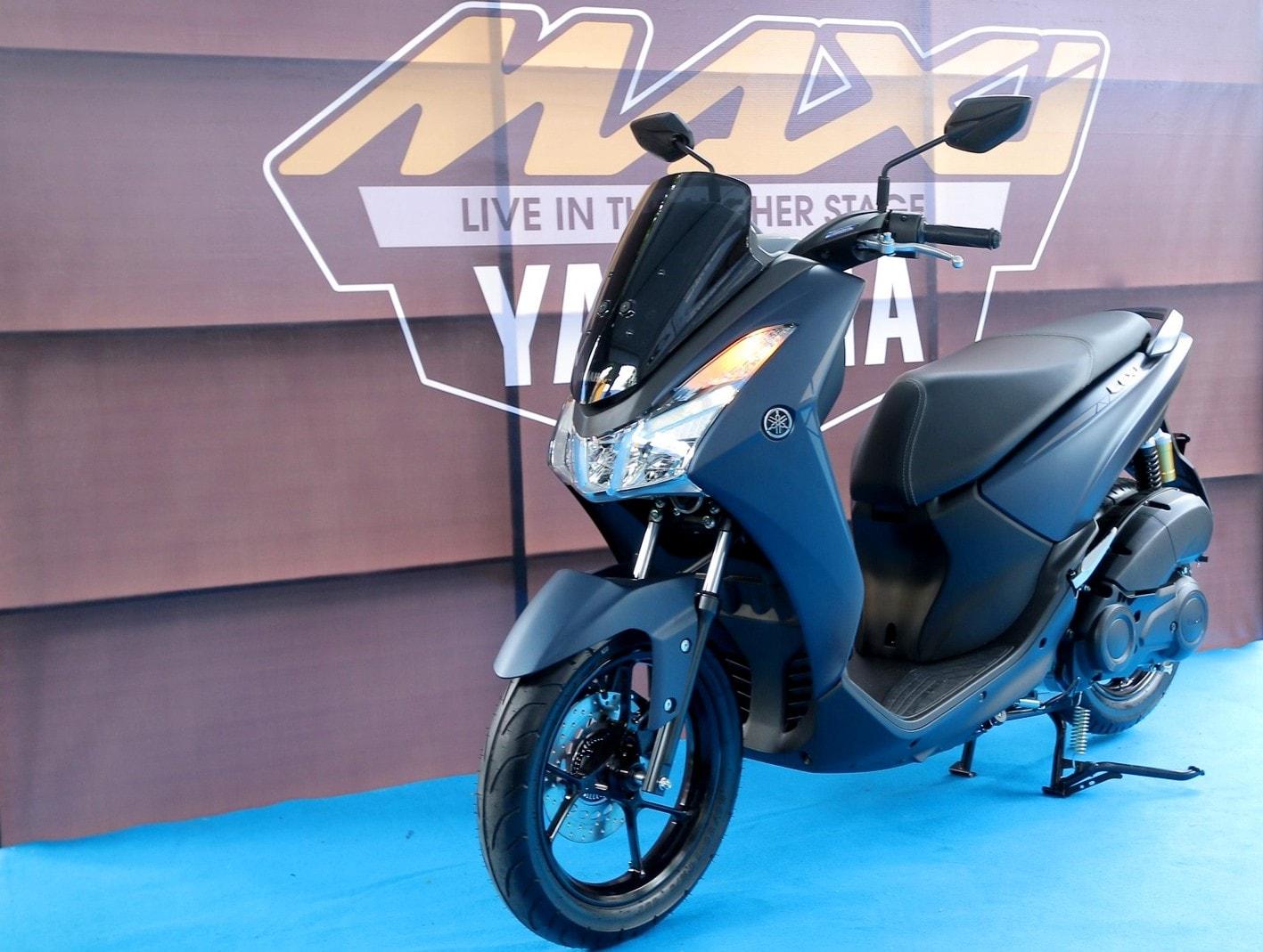 Resmi dirilis dikota Medan, berikut harga Yamaha Lexi 125 dan Lexi 125 S dikota Medan dan Aceh